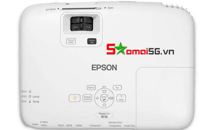 Máy chiếu EPSON EB-W16 3D