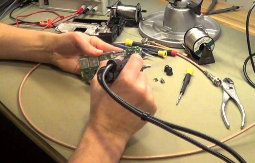 Sửa chữa máy bộ đàm giá rẻ Tp HCM