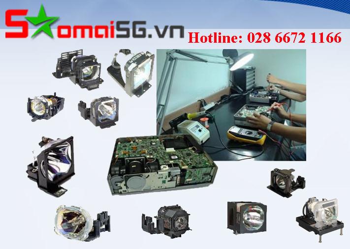 Sửa chữa máy chiếu giá rẻ Tp HCM