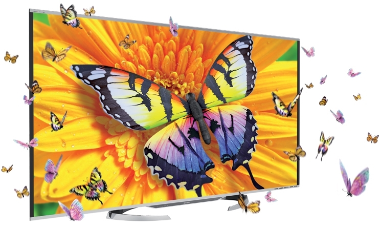 INTERNET TIVI SHARP 60 INCH LC-60LE960X