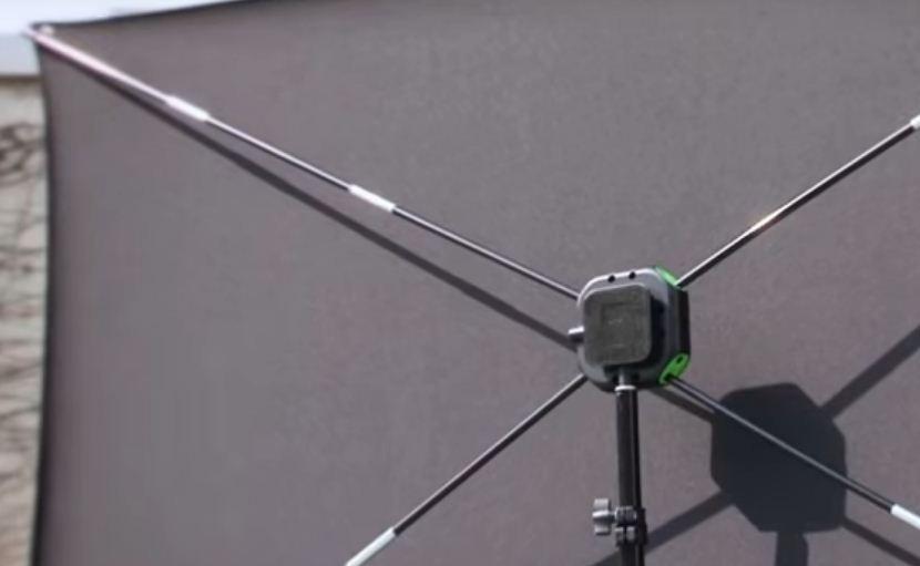 Màn chiếu di động Mobile X-Tension Exzen