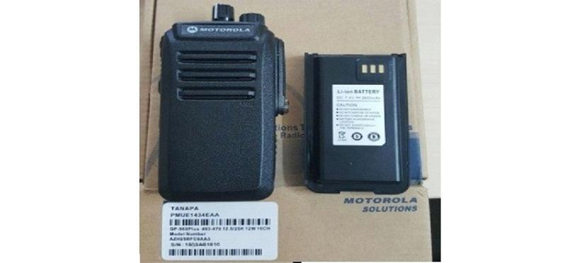 Máy bộ đàm Motorola GP960 plus