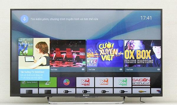 Tivi Sony KDL-43W800C