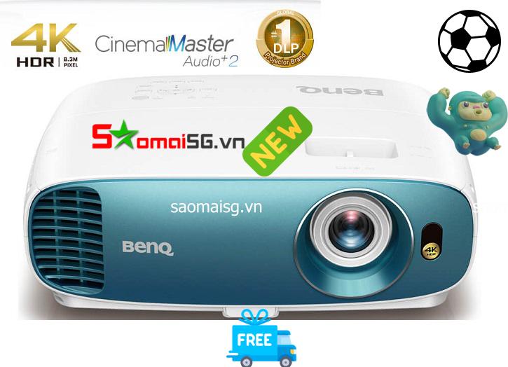 Máy chiếu phim 4K BenQ TK800
