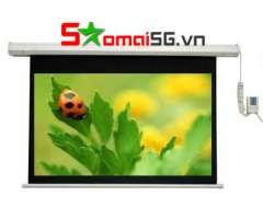 Màn chiếu điện Exzen 400 inch H8,1xW6,1m