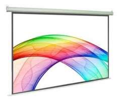 Màn chiếu treo tường Exzen 100 inch 1,8x1,8m