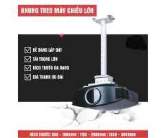 Giá treo máy chiếu lớn D1000 kích thước 0.65m-1m
