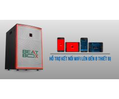 Loa kéo karaoke di động Beatbox Acnos KB41