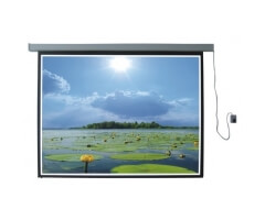 Màn chiếu điện 300 inch H6xW4,5m