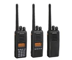 Máy bộ đàm Kỹ thuật số Kenwood NEXEDGE NX-206 VHF / NX-306 UHF - M6 Có màn hình