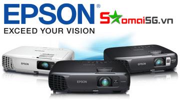 Máy chiếu Epson chính hãng, công nghệ Nhật Bản