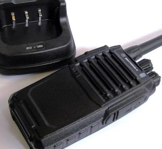 Máy bộ đàm Motorola 368 Plus - Bộ đàm giá rẻ