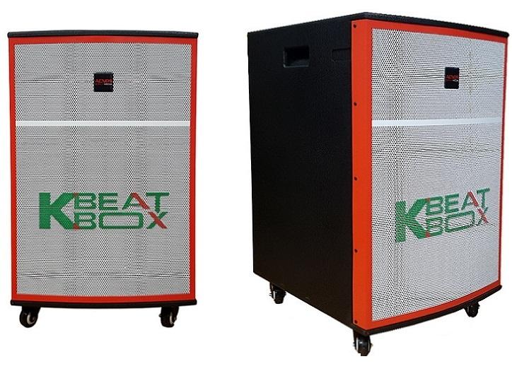 Loa karaoke di động Beatbox KB40