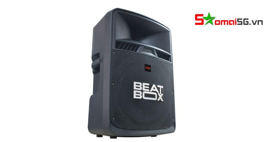 Loa kéo karaoke di động Beatbox KB50U