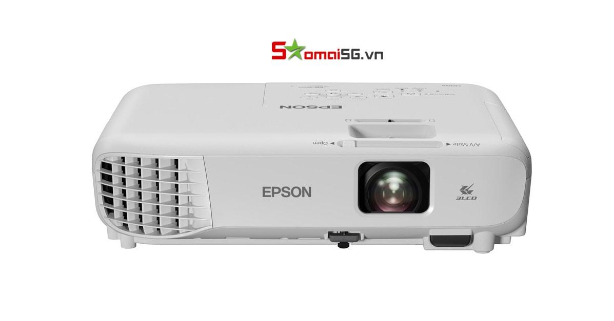 Máy chiếu Epson EB-W05 HD 3.300lumens