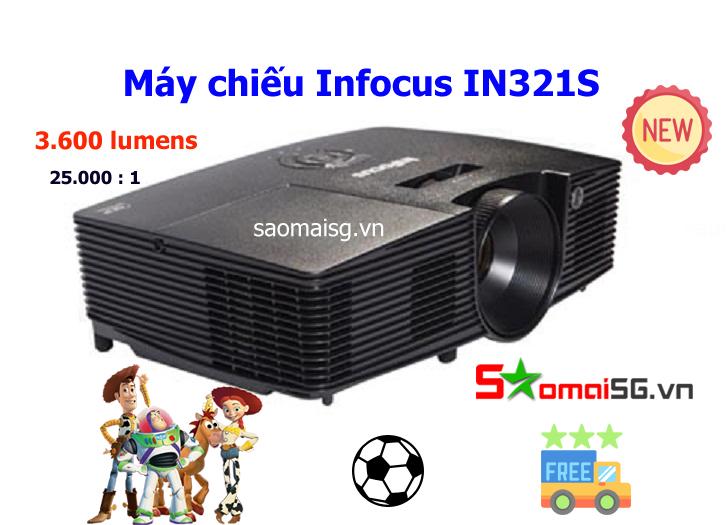 Máy chiếu Infocus IN321S