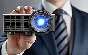 OPTOMA ML750ST máy chiếu mini 800 ansi lumens